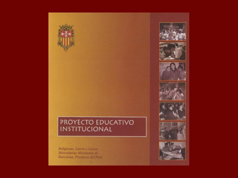 Proyecto Educativo Institucional 2008-2012